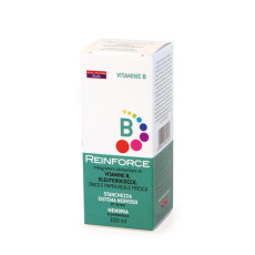Reinforce Vitamina B Eleuterococco 100 ml